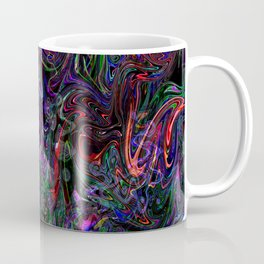 Fluorescent Fox Coffee Mug