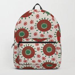 Carousel Christmas Backpack