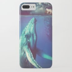 The Whale and the Wolf iPhone 7 Plus Slim Case