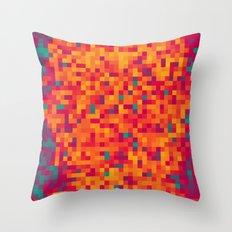 Mosaic Series Throw Pillow