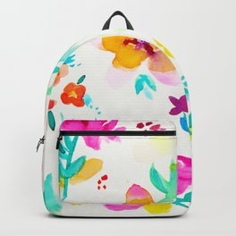 A Little Tropical Backpack