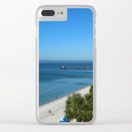 A Beautiful December Morning Clear iPhone Case