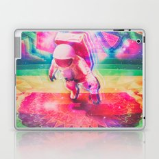 Psychedelic Astronaut Laptop & iPad Skin