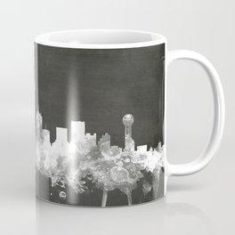 Dallas Texas Skyline Coffee Mug