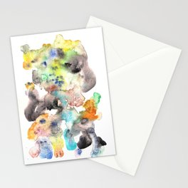 Watercolor 105 Stationery Cards