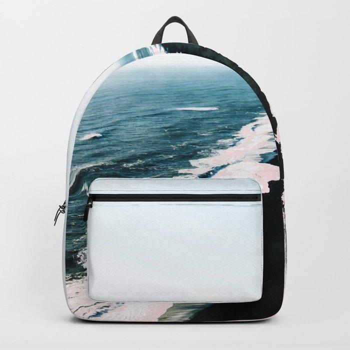 Pink Sand #society6 #decor #buyart Backpack
