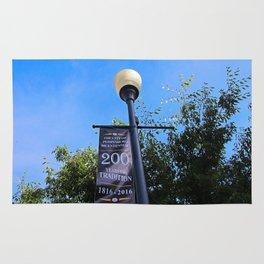 Perrysburg Ohio Bicentennial Rug