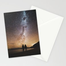 Friends Under The Stars Stationery Cards