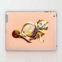Here Litte Kitty Laptop & iPad Skin