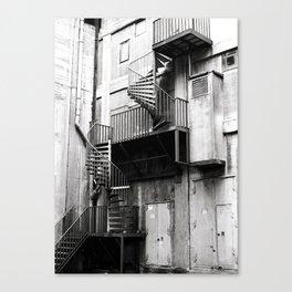 Case Canvas Print