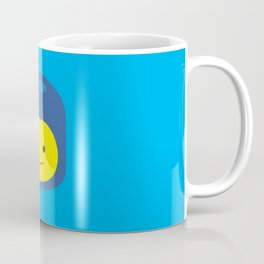 Retro Spaceman Coffee Mug