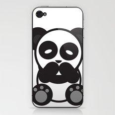 Panda Mantra iPhone & iPod Skin