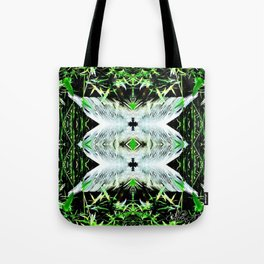 Feathers 2 Tote Bag
