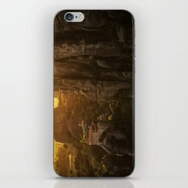 Golden hour at Meteora iPhone Skin