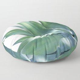 Agave Vivid Delight #1 #tropical #decor #art #society6 Floor Pillow