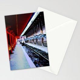 Follow Me (Kyoto, Japan) Stationery Cards