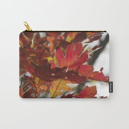 Oak Glow - Autumn Colors Carry-All Pouch