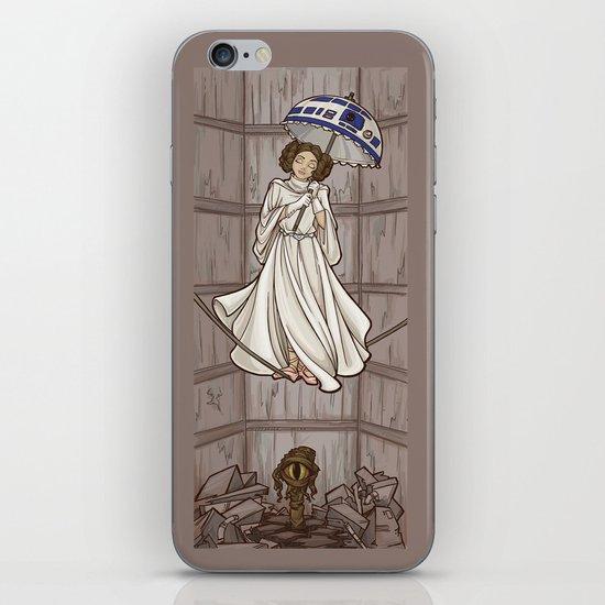 Leia's Corruptible Mortal State iPhone & iPod Skin