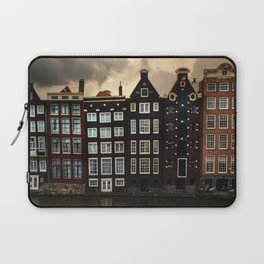 Postcards from Amsterdam Laptop Sleeve