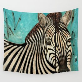 La coupure Wall Tapestry