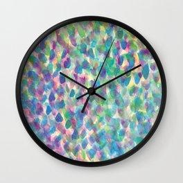 Mist Blue Wall Clock