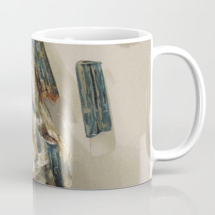 Natural Turquoise Coffee Mug