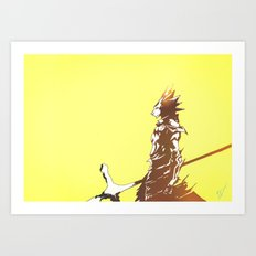 Ornstein Color Art Print
