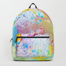 Tree of life painting Backpack