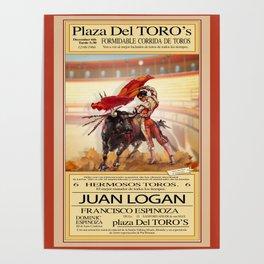 Matador One by John Logan Poster