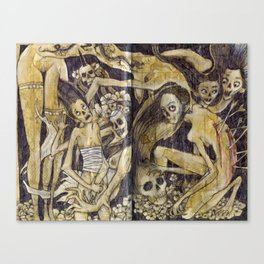 Tellemaja Canvas Print