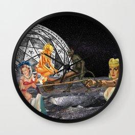 Pagan Circle Wall Clock