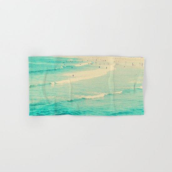 beach sunday Hand & Bath Towel