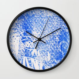 Be Frantic Wall Clock