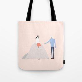 Propose Tote Bag