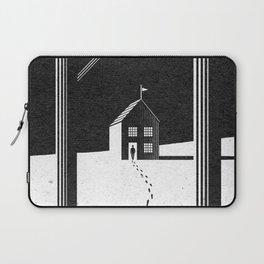 Walking Home/Deposit NY Laptop Sleeve