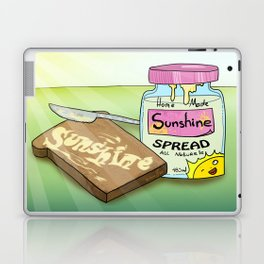 Spread the Sunshine Laptop & iPad Skin