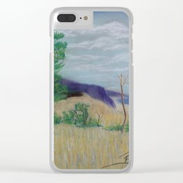 Sleeping Bear Dunes Clear iPhone Case