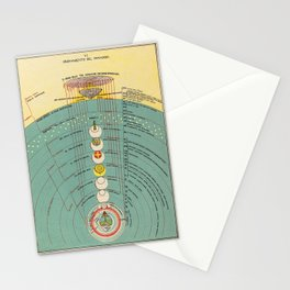 The Ordering of Paradise Stationery Cards