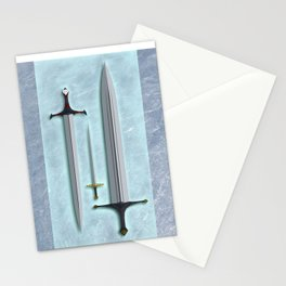 Blades of the North Stationery Cards