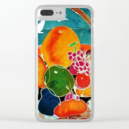 Fruit Bounty Australia           by Kay Lipton Clear iPhone Case