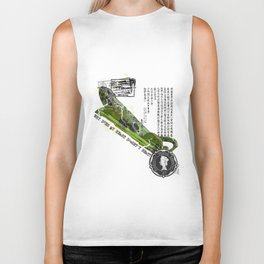 WHY DOES MY HEART DOESN' T BEAT? Biker Tank
