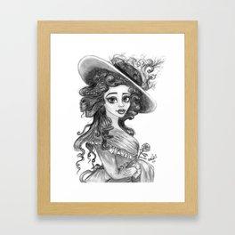 Felicity Framed Art Print