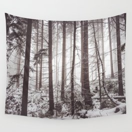 Nemophily - Landscape and Nature Photography Wall Tapestry