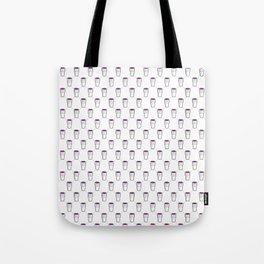 Lean Pattern Tote Bag