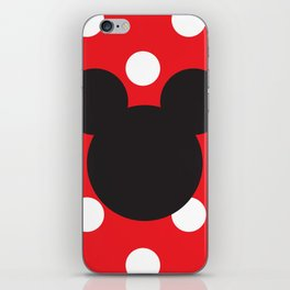 Mickey Mouse No. 6 iPhone Skin