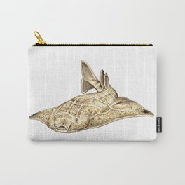 Angel shark Carry-All Pouch