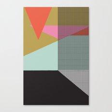Farbe//One Canvas Print