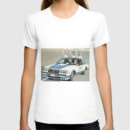Union 76 Grand National Regal T-type Indy Pace Car T-shirt