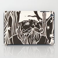 gnome iPad Cases featuring Gnome by Aubree Eisenwinter