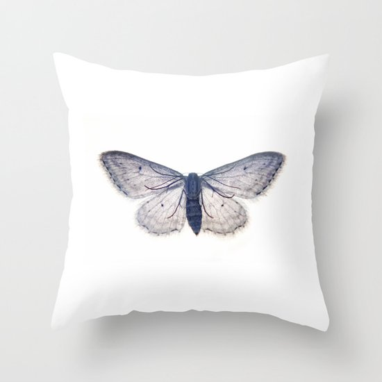 Throw Pillows With Butterfly : Trasparent Butterfly Throw Pillow by Cafelab Society6